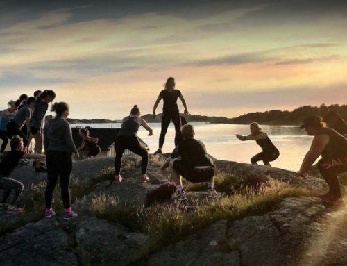 Smygstarta din träning i sommar!