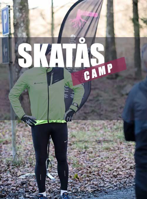 Skatås rootcamp i Göteborg