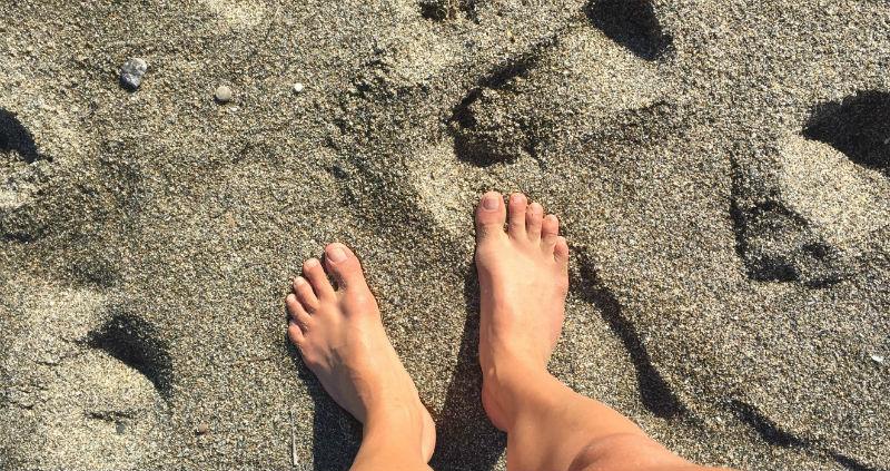 Lucka 20: Starka fötter
