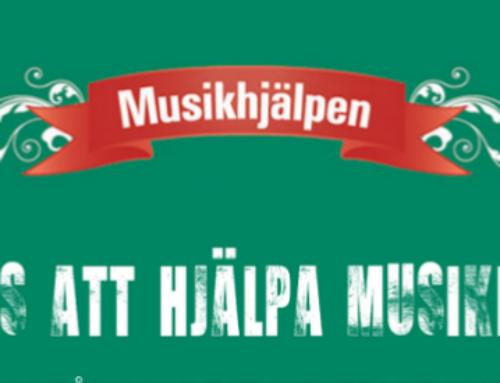 Lucka 17: Rootcamp för Musikhjälpen