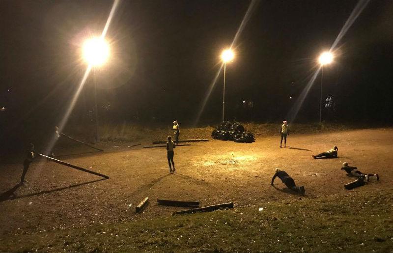 Lucka 18: Dubbel träningsglädje i Skatås